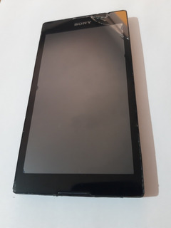2 Sony Xperia C Black