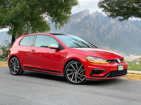 Volkswagen Golf R 2.0 Tsi 4motion Dsg 2018