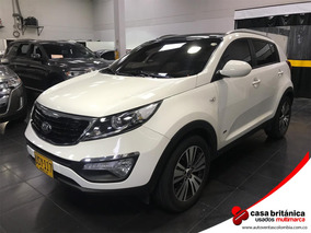 Kia New Sportage Lx Revolution Summa 4x2 Gasolina