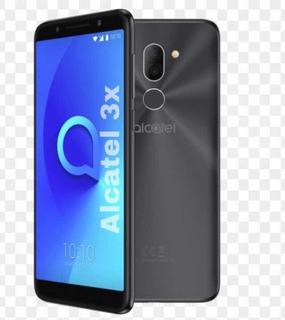 Teléfono Alcatel 3x 32+3 Gb Tienda Fisica