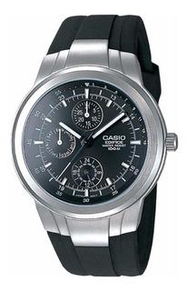 Reloj Casio Ef-305-1a Hombre Wr 100m Edifice Envío Gratis