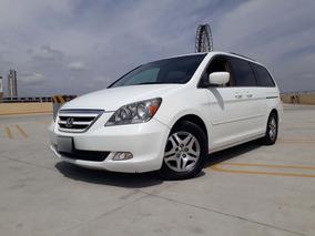 Honda Odyssey 2006 Touring Minivan Quemacocos Dvd Piel 7 Pas