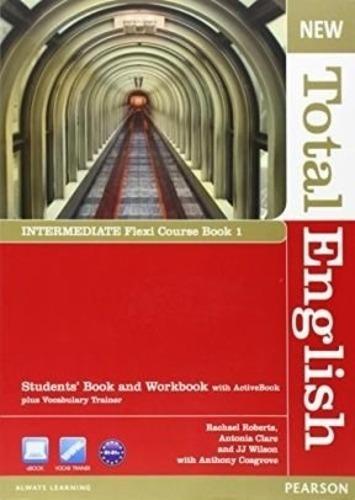 Imagen 1 de 1 de New Total English Intermediate - Flexi Pack 1 - Pearson
