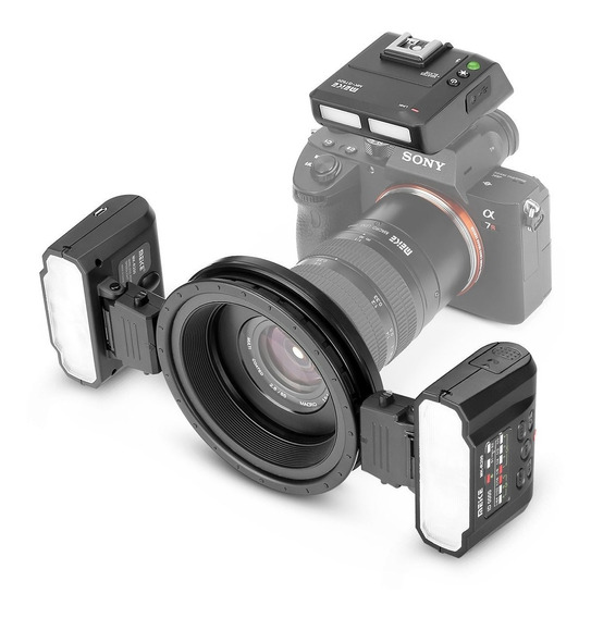 Flash Twin Meike Mk-mt24 - Sony Garantia Novo