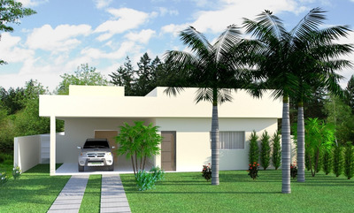 Casa Condomínio Fechado Ninho Verde1
