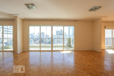 Apartamento No 10º Andar Com 3 Dormitórios E 3 Garagens - Id: 892932900 - 232900