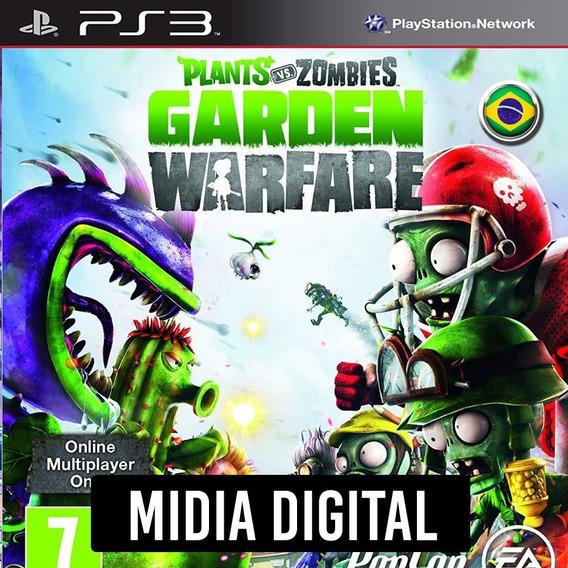 Plants Vs Zombies Garden Warfare - Infantil - Ps3