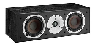 Dali Spektor Vokal Center Speaker En Black Ash Single