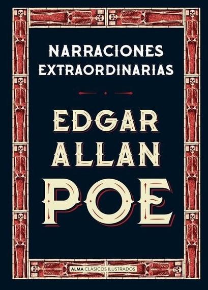 Narraciones Extraordinarias (ilustrados) - Poe Edgar Allan