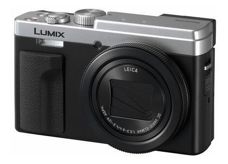 Camera Digital Lumix Zs80, 20.3mp, Zoom 30x, Lentes Leica 24-720mm - Estado De Novo - Boa P/ Vlog E Selfies