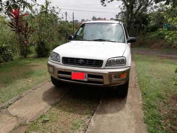 Toyota Rav4 - 1998 - 4x2 Manual