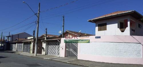 Imagem 1 de 10 de Sobrado Com 3 Dormitórios À Venda, 97 M² Por R$ 372.000,00 - Jardim Gurilândia - Taubaté/sp - So2340