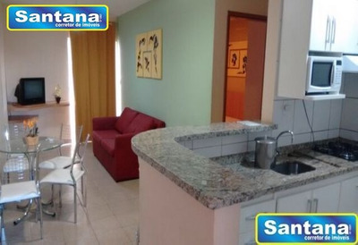 02952 - Apartamento 1 Dorm, Turista I - Caldas Novas/go - 2952