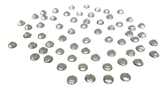 Strass Termoadhesivo 3mm 1000u Cristal Hotfix