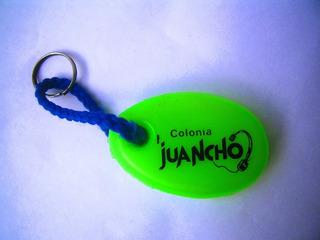 Llavero Retro Vintage De La Colonia Juancho - Década Del