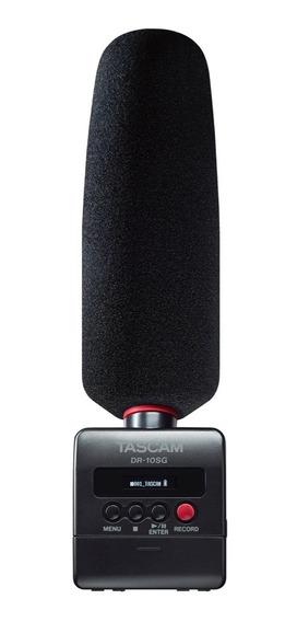 Gravador Com Microfone Tascam Dr-10sg