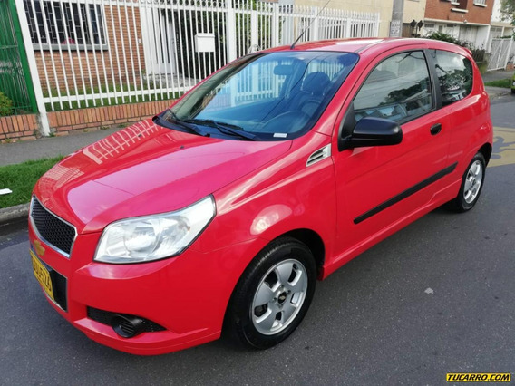 Chevrolet Aveo Emotion Gti Mt 1600cc