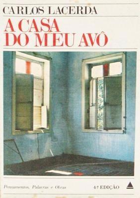 Livro - Literatura Estrangeira - A Casa Do Meu Avô
