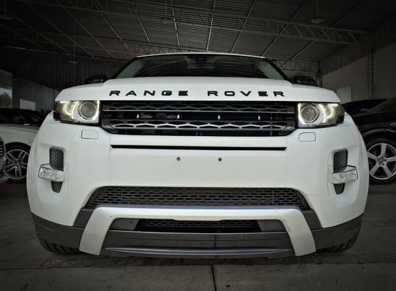 Land Rover Evoque Coupé Dyn 2.0 4wd C/t. Sol. Branco 2012/12