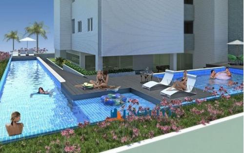 1789 - Excelente Apartamento No Bessa - 22564-11050