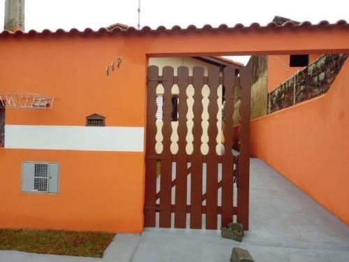Imagem 1 de 11 de Casa À Venda No Balneário Gaivota - Itanhaém 6193 | Sanm