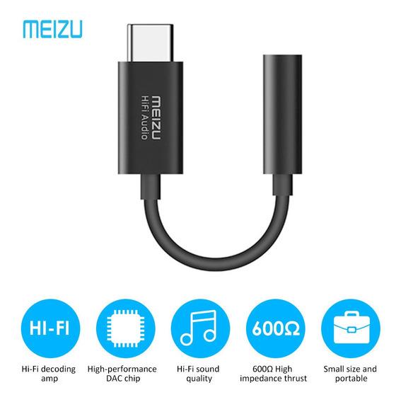 Meizu Interface Headphone Amplifier Hifi Type-c Decoding Amp