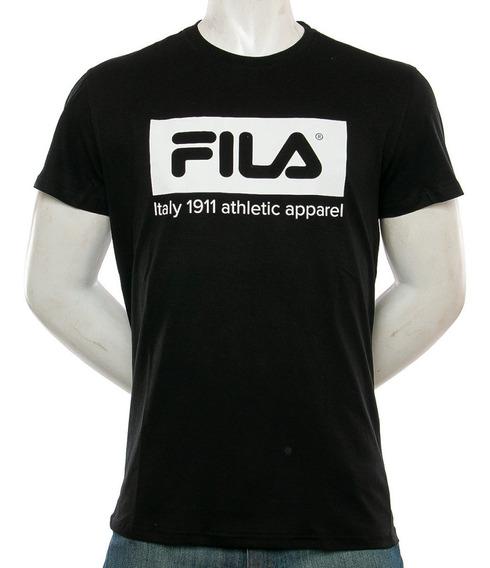 Remera Italy Fila Team Sport Tienda Oficial