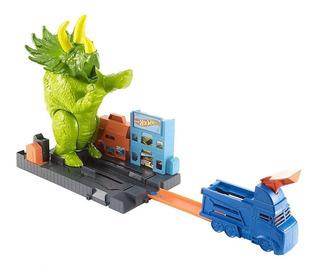 Triceraptos Destructor Hot Wheels