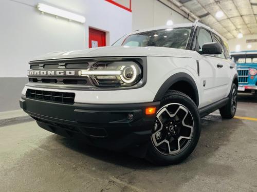 Ford Bronco Big Bend 4x4 At 0km Fisica Entrega! Smart Garage