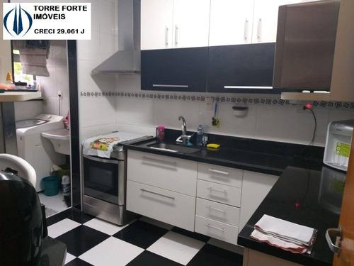 Apartamento Com 2 Dormitórios E 1 Vaga Na Água Rasa - 2087