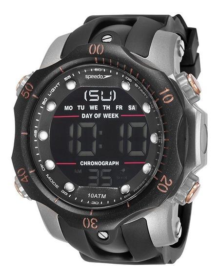 Relógio Speedo Caixa Grande Esportivo 11005g0evnp5