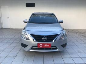 Nissan Versa 1.6 16v Flexstart S 4p Manual