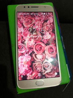Moto G5s Plus 32gb Rose Gold