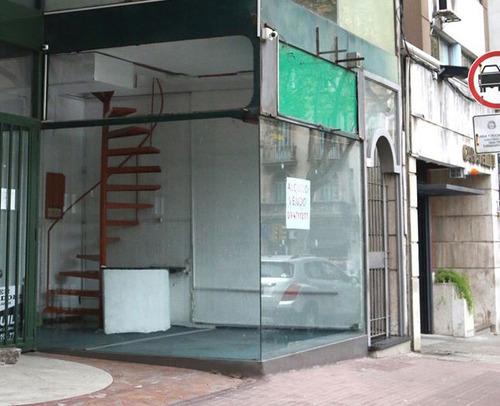 Imagen 1 de 12 de Local Comercial Centro Montevideo $15.000