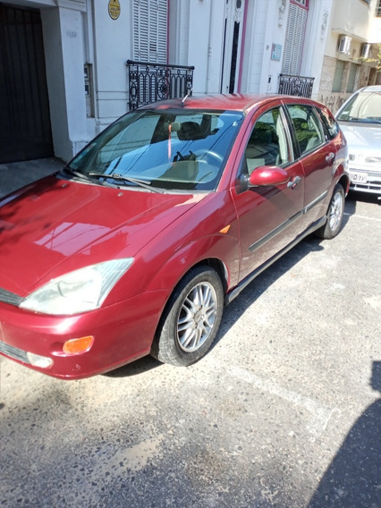 Ford Focus 2001 1.8 I Ghia Security