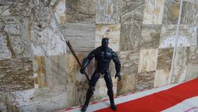 Pantera Negra Marvel Universe!!!