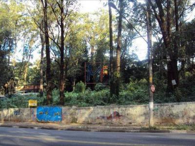Terreno Residencial Próximo Da Ponte Do Morumbi Ao Lado Escola Pio Xii / Ponte Panmby - 4219