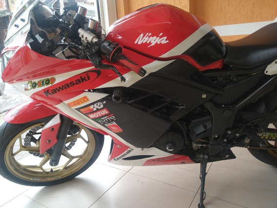 Kawasaki Ninja 300 De Pista