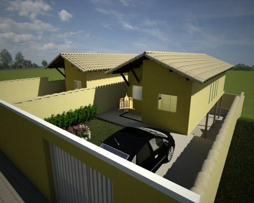 Imagem 1 de 20 de Casa No Bairro São Pedro - Esmeraldas - Ca00020 - 32267022