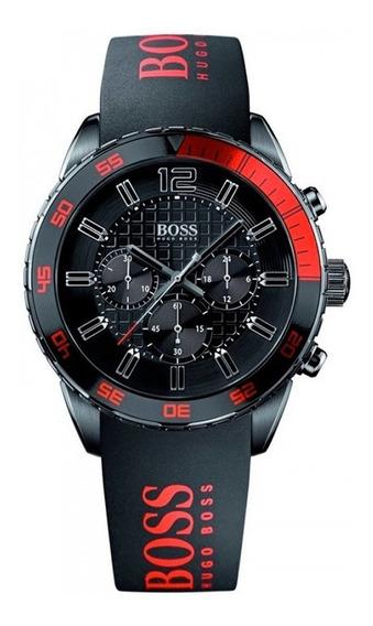 Reloj Hugo Boss Cronógrafo Caballero Negro 1512901