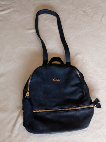 Cartera/mochila Azul Oscuro