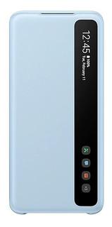Funda Original Samsung Galaxy S20 Smart Clear View Cover