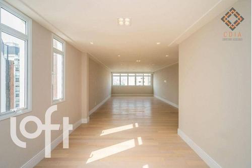 Apartamento Com 3 Dormitórios À Venda, 212 M² Por R$ 3.750.000,00 - Vila Nova Conceição - São Paulo/sp - Ap44947