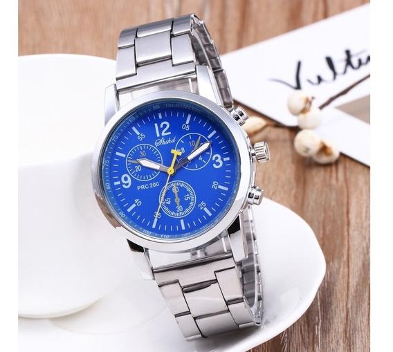 Relógio Clássico De Luxo Homens