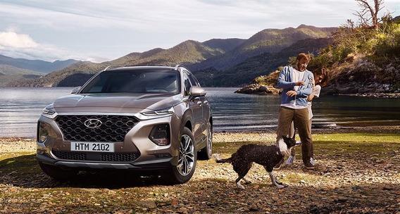 Hyundai All New Santa Fe 2020 2.4 Y 3.5 Desde Usd 59.990!!