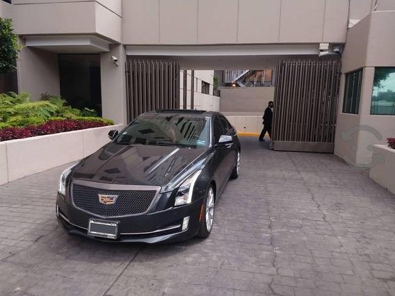 Cadillac Ats Premium Mejorado Y Semiblindado. Tambien Cash