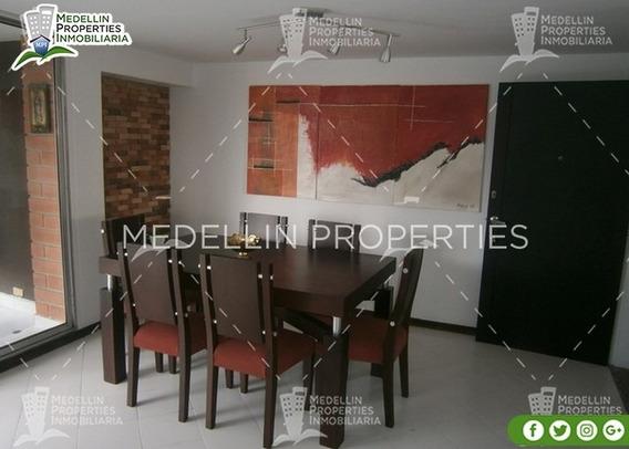 Económico Alojamiento Amoblado En Medellín Cód: 4562