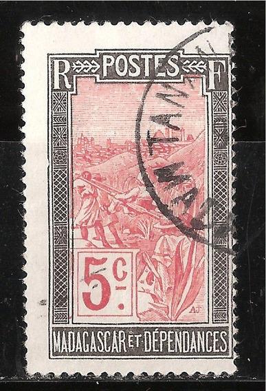 Madagascar - Transporte De Filanzane - 1922