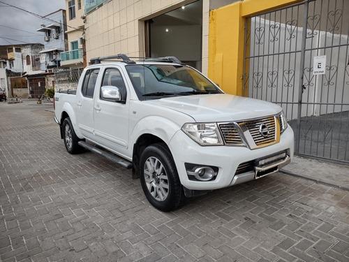 Nissan Frontier 2014 2.5 Sl Cab. Dupla 4x4 Aut. 4p