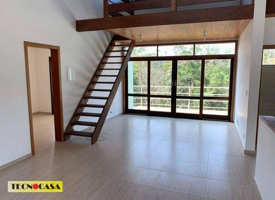 Belíssima Casa Com 03 Dormitórios Para Venda Com 230 M² No Bairro Fazenda Da Ilha Em Embu-guaçu/sp. - Ca4506